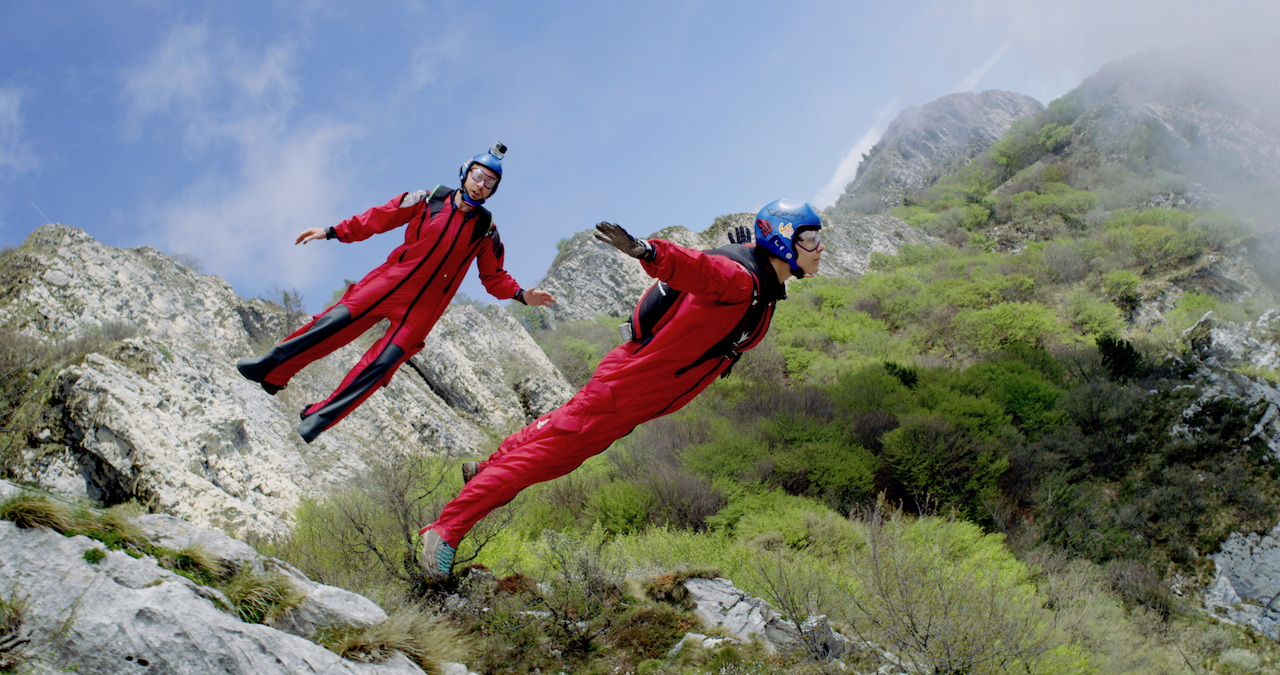 Basejumping Brento