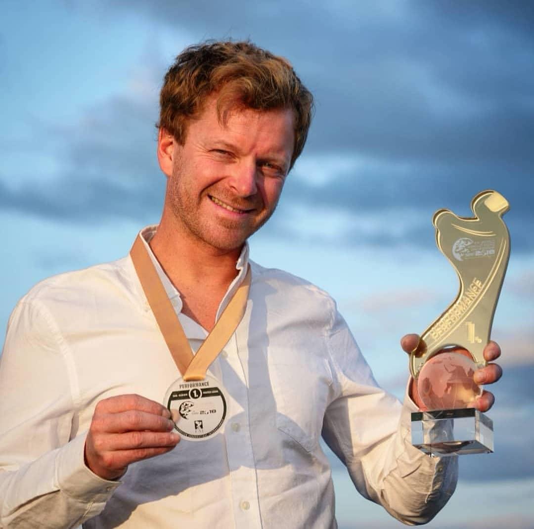 Espen World Champion