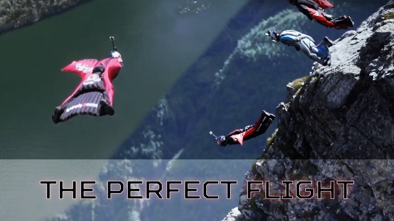 Wingsuit Adventure Series